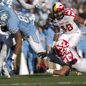 Maryland at North Carolina