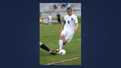 North Star junior Austin Swihura was recently voted by coaches as the District 5 All-State soccer selection.