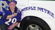 Ravens fan of the week: Vanessa Payne and the color purple