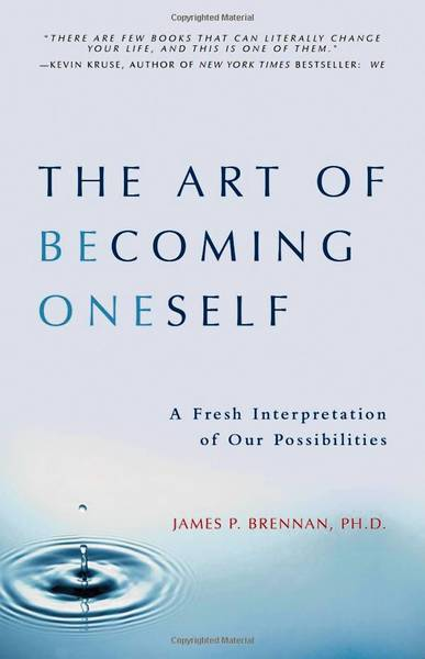 A book signing and discussion with James P. Brennan, author of 'The Art Of Becoming Oneself,' will be held at 6 p.m. Tuesday at the Palmer Branch of the Easton Public Library.