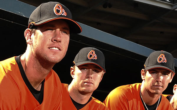 Brian Matusz, Chris Tillman and Jake Arrieta were once seen as untouchable assets, but with the Orioles now having depth in their rotation, the young pitchers could be used as trade chips this offseason.
