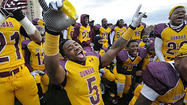 2012 Maryland high school football state semifinals [Pictures]