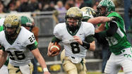 Pen Argyl at Wyoming Area high school football