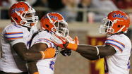 Sexy Gators show soft Seminoles what SEC football is all about