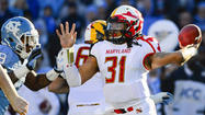 Moral victory? Terps don't think so