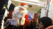 Catonsville tree lighting ceremony [Pictures]