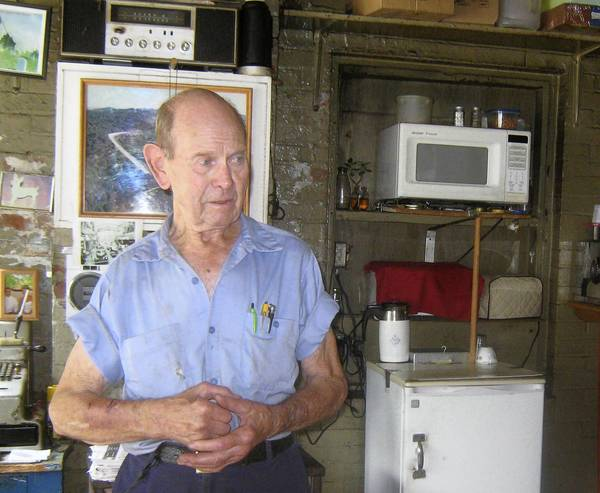 Ed Shepard has run a filling station in the West Virginia town of Welch for 62 years. He's a source of trivia and history about Welch and surrounding McDowell County.