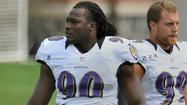Pernell McPhee scratched for fourth game in a row
