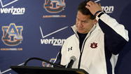 Auburn fires Gene Chizik following worst season in six decades.