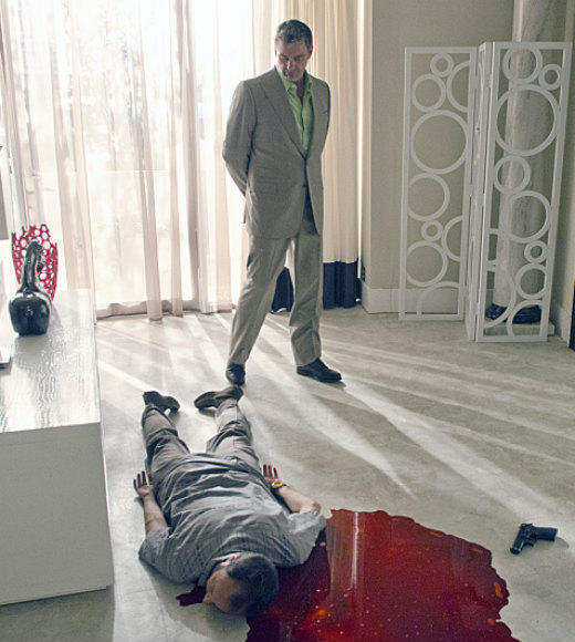'Dexter' Season 7: Best & worst: Dexter does Isaak a solid by killing the hitman sent to take out the Koshka boss.