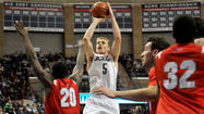 UConn Men Use Strong Second Half To Top Stony Brook, 73-62