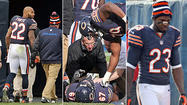 Bears pay a price for win over Vikings