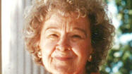 Mildred Otenasek, a pioneering force for women in Maryland Democratic politics and a much-loved professor and mentor at her alma mater, Notre Dame of Maryland University, died Nov. 19 at her home in Roland Park. She was 98.