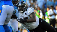 — Ravens defensive end <strong>Arthur Jones</strong> waited a long time to experience the moment of tackling an NFL quarterback to the ground.