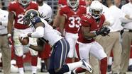 GLENDALE, Ariz. (AP) - Janoris Jenkins became the first player in Rams history and the first NFL rookie since 1960 to return two interceptions for touchdowns in the same game and St. Louis dominated the second half to hand the Arizona Cardinals their seventh loss in a row, 31-17 on Sunday.