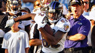 — Ravens wide receiver Torrey Smith was initially in disbelief, surprised that quarterback Joe Flacco had discarded caution and lobbed the football high and deep in his direction.
