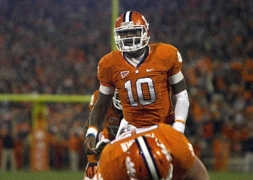 Clemson's Tajh Boyd earns ACC Player of Year honors