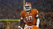Teel Time: All-ACC ballot includes five from Virginia Tech, top award for Clemson's Tajh Boyd