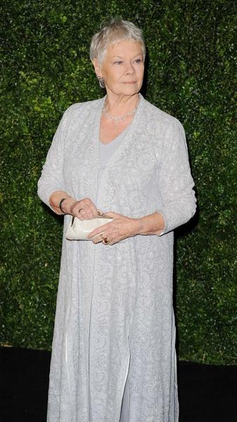 """Skyfall"" actress Judi Dench."