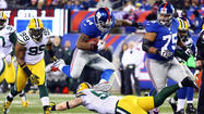 NY Giants vs. Green Bay