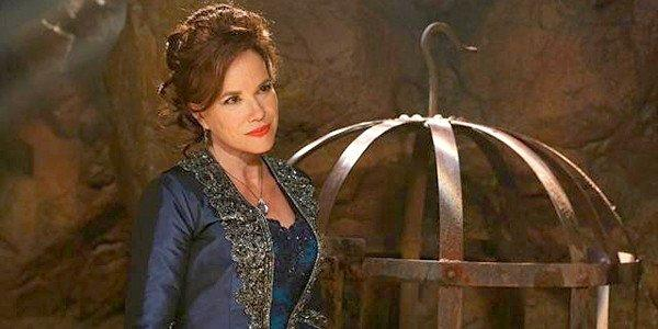 "Barbara Hershey as Cora in ABC's ""Once Upon a Time."""