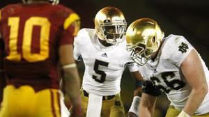 Notre Dame reigns atop college football again
