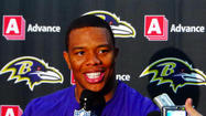 VIDEO Ravens Ray Rice on 4th and 29 play