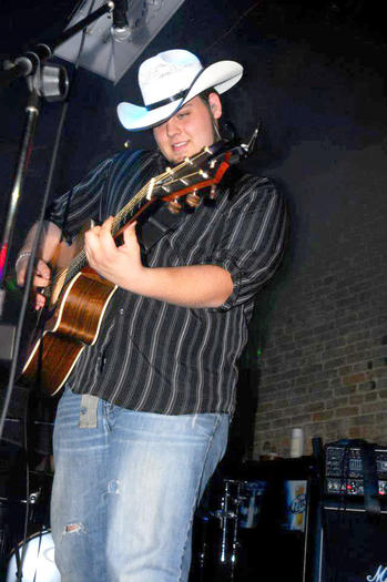 Burgin resident Dillon Carmichael is only 19 but has already signed a music publishing deal with The Song Factory in Nashville.