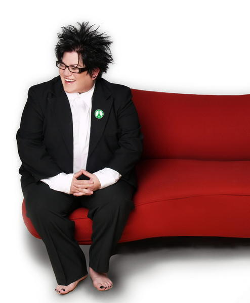 Lea DeLaria plays Japanalia Eiko Dec. 1.