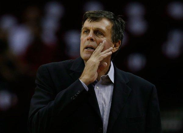Houston Rockets Coach Kevin McHale has been on leave since Nov. 10.