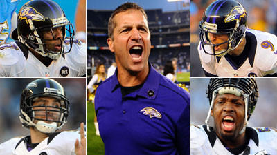 Five Things We Learned from the Ravens' 16-13 win over the San …