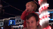 34th Street holiday lights through the years [Pictures]
