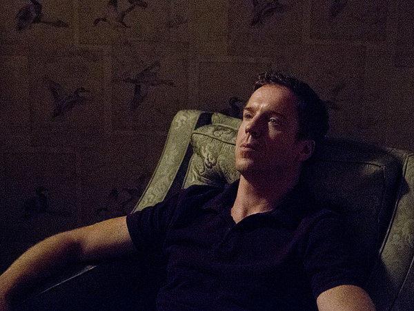 "Damian Lewis as Nick Brody in ""Homeland."""