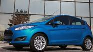 L.A. Auto Show: First drive of Ford Fiesta three-cylinder engine