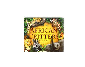 When you make a donation of $50 or more to the Cheetah Conservation Fund, you will receive an illustrated book: African Critters. (http://www.globalgiving.org/gifts/giftsForGood.html)