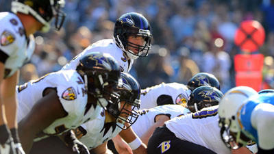 The Schmuck Stops Here: Postseason permutations for the Ravens
