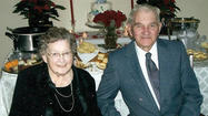 R. Myles and Edith Miller, Central City, are celebrating 75 years of marriage.