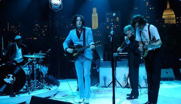 "Jack White will kick off the 38th season of ""Austin City Limits."""