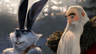 "Shares of DreamWorks Animation took a hit in the wake of a poor box office debut for ""Rise of the Guardians."""