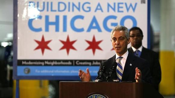 Emanuel on CTA increases: not fare hikes, Chicagoans can choose to drive