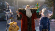Film review: 'Rise of the Guardians' fails to be a holiday hit
