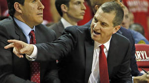 Terps face big test at Northwestern in ACC/Big Ten Challenge