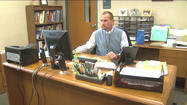Elkhart principal back to school after meningitis scare