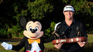 Next year's PGA Tour visit to Disney will take place the weekend before Thanksgiving – or not at all.