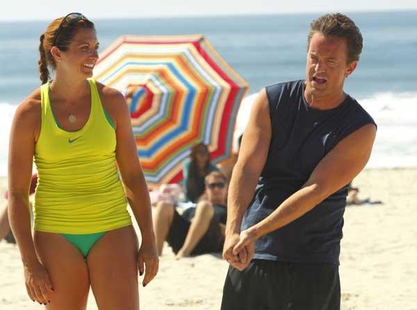 "Beach volleyball's Misty May-Treanor guest stars as herself on a new episode of the sitcom ""Go On"" at 9 p.m. on NBC; with Matthew Perry."