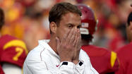 Among California schools, USC football is in a very sorry state