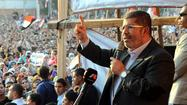 "Egyptian President Mohamed Morsi overreached last week when he asserted near-dictatorial power under a ""temporary"" decree that placed his actions beyond judicial review. The move galvanized his political opponents, dismayed some of his supporters and jolted the Egyptian stock market — and on Monday, Morsi wisely retreated somewhat."