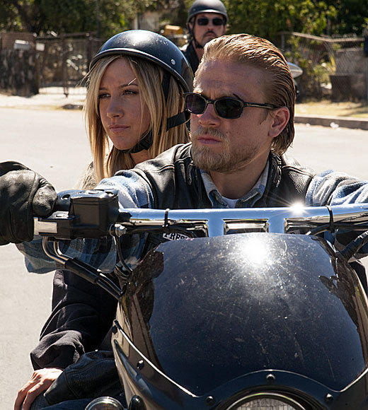 'Sons of Anarchy' Season 5: Stolen Huffy