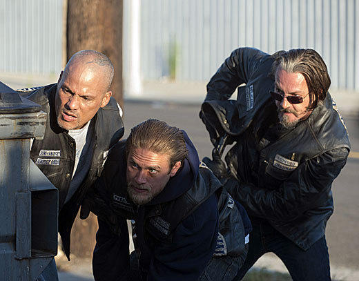 'Sons of Anarchy' Season 5: Ablation