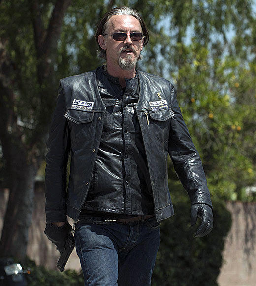 'Sons of Anarchy' Season 5: Toads Wild Ride
